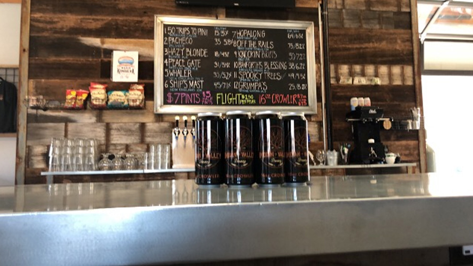 Indian Valley brewing