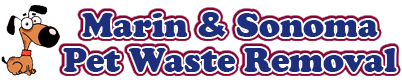 Marin & Sonoma Pet Waste Removal Logo