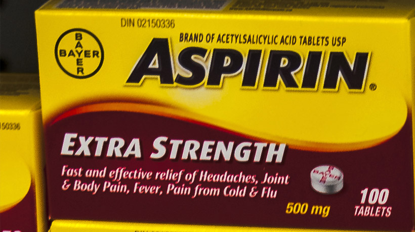 should you give your dog aspirin?