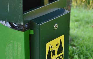 what happens if you don't pick up your dog poop?